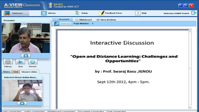 Open and Distance Learning: Challenges and Opportunities
